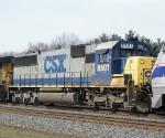 CSX 8501