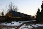 Trailing Engine on Q191