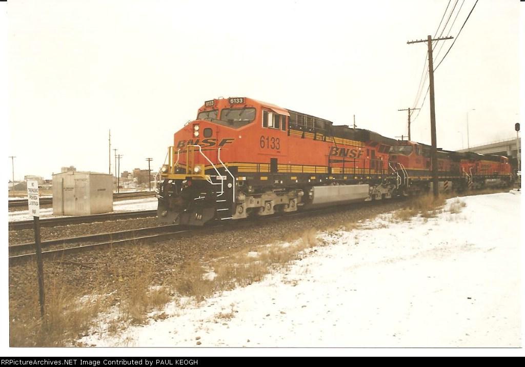 BNSF 6133 AND BNSF 6054