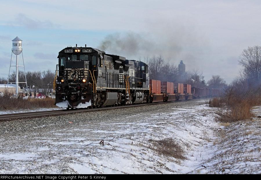 NS Train 197
