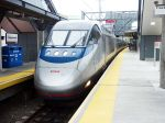 Acela Express Train #2158