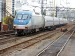 Amtrak HHP8 #656