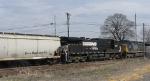 NS 9601 & CSX 136