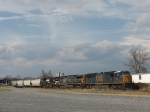 Spring Time Railroading