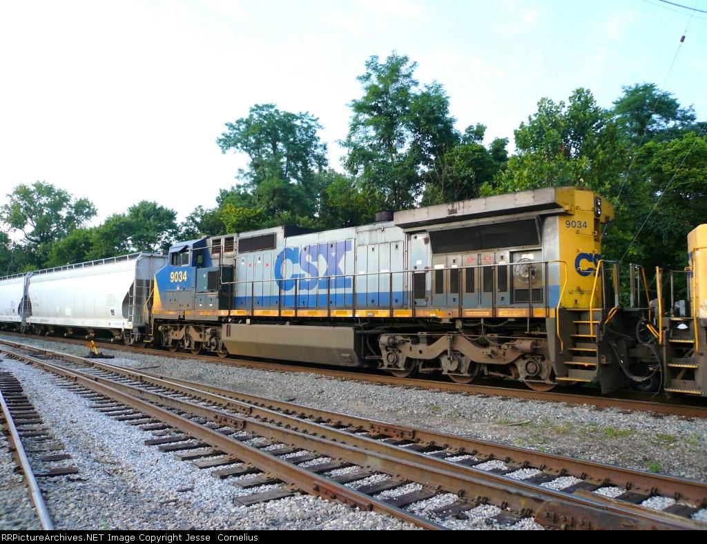 CSX 9034