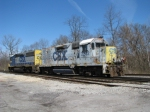 CSX 2202 on Y128