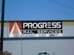Progress Rail Services DeCoursey Car Shop