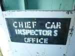 Chief Car Inspectors Office
