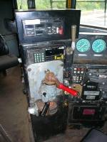 CSX 6490 Radio