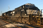 NS 9876 at Paradise Alley, just north 