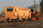 MOW equipment to help the NS replace crossties on the branch down to Millsboro