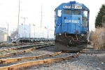 NS 5297, one of many GP38's in Conrail blue