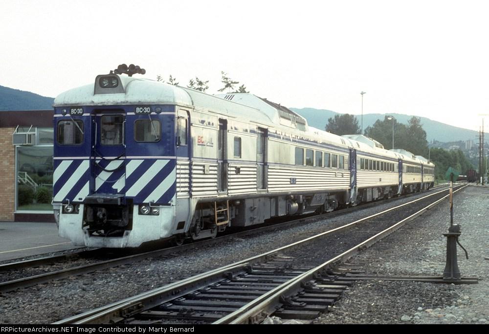BC Rail 30