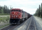 CN 5516 at BC Rail MP 506.5