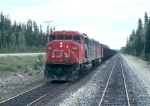 CN 5516 and sister on BCRail