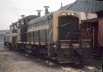 GTW 1516 and 1513, 50th and Kedzie (Elsdon Yard)