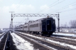 Illinois Central MU Train at Grand Crossing
