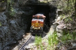 BNSF at South Tunnel