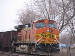BNSF 4620 is DPU on U-SEMBIR