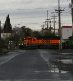 BNSF 6829 West