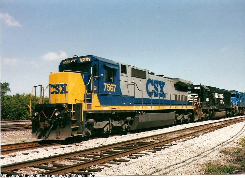 CSX 7567