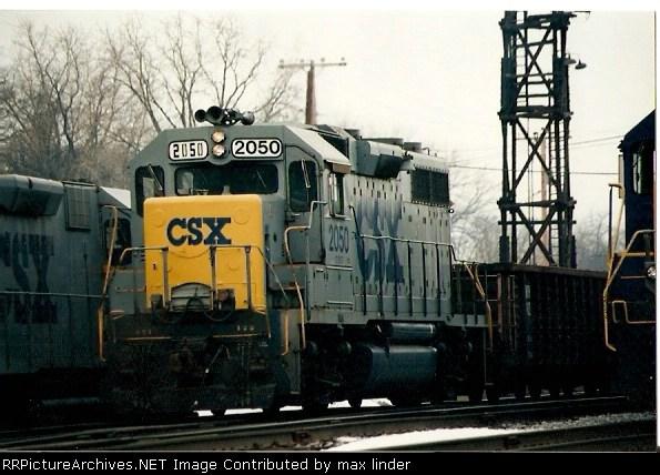 CSX 2050