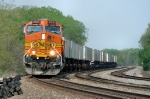BNSF 4505 eastbound