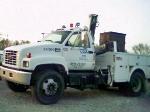 csx boom truck