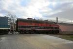 SRNJ 727 & SRNJ 102 cross Railroad Avenue