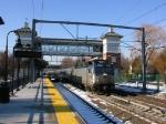 Eastbound Regional Train