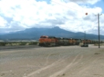 BNSF NB Empty Coal at Trinidad