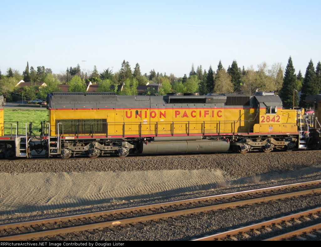 Former Southern Pacific SD 45T-2