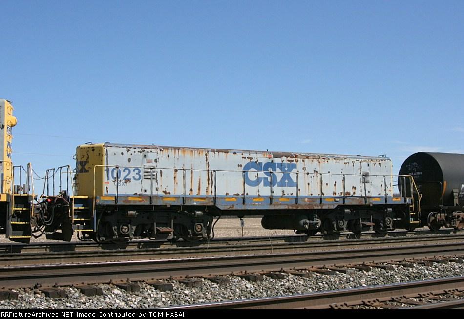 CSX 1023