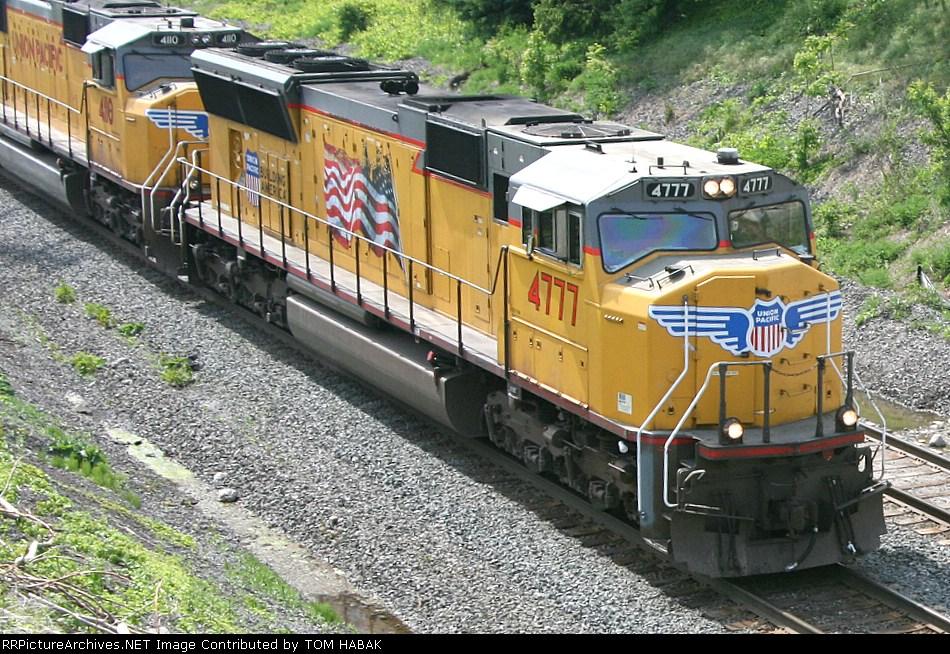 UP 4777