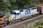 CSX 8324 on CSX Q371-31