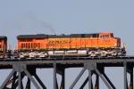 BNSF 7601 on CSX Q380-08