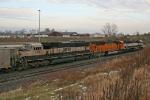 BNSF 9754 on CSX N859-07