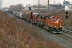BNSF 4772 on CSX Q381-11