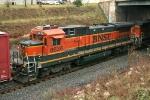 BNSF 8636 on CSX Q381-11