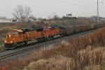 BNSF 8851 on CSX E943-12