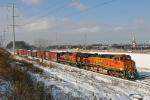 BNSF 4772 on CSX Q380-16