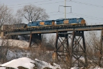 CSX 755 on V988-12