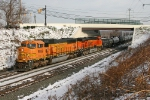 BNSF 9959 on CSX Q381-17