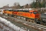 BNSF 5758 on CSX Q381-17