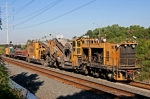 Loram Ballast Train