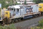 CSX 2224 on CSX Q365-10