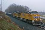 UP 5543 on CSX Q390-11