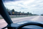1415-21 Pacing CNW ore train