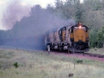 1415-27 C&NW ore train