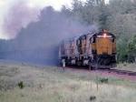 1415-27 C&NW ore train